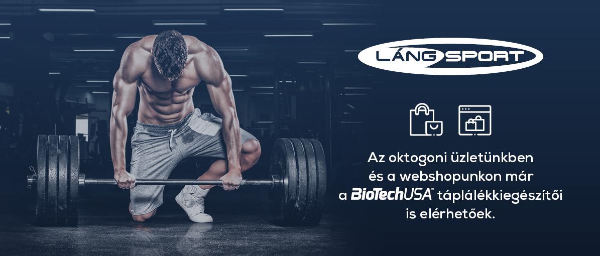 Láng Sport Oktogon Biotech