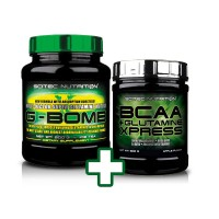 G-bomb 500g + ajándék Bcaa + Glutamine Xpress 300g