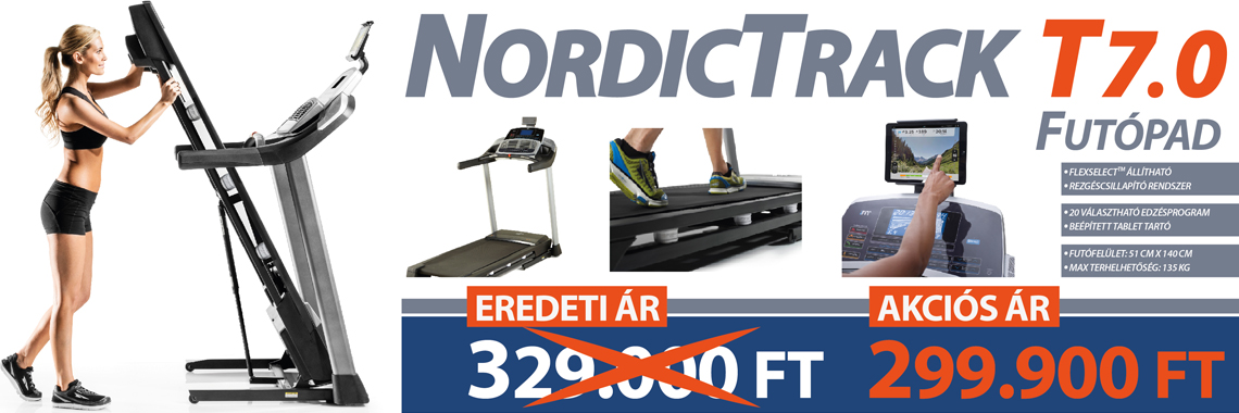 NordicTrack T 7.0