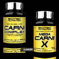 Carni Complexd 60 kapsz + Carni-X 60 kapsz