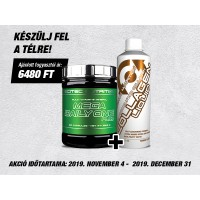 Mega Daily One plus és Collagen Liquid