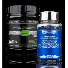 Scitec Nutrition - Power UP csomag