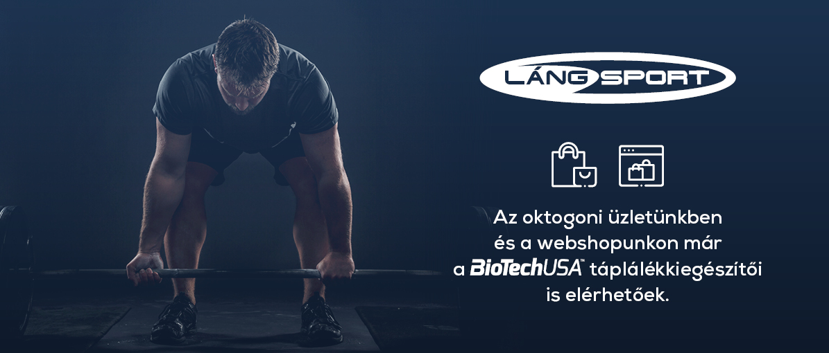 Láng Sport Biotech termékek