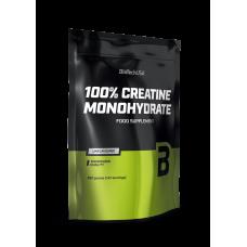 100% Micronized Creatine Monohydrate - 500 g (zacskós)