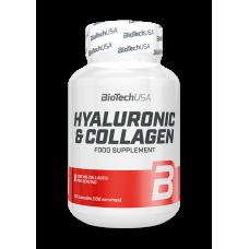 Hyaluronic & Collagen - 100 kapszula