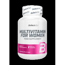 Multivitamin for Women - 60 tabletta