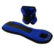 Deka Barbell DB9638 bokasúly 2x2kg (kék)