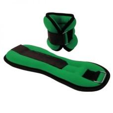 Deka Barbell DB9638 bokasúly 2x1,5kg (zöld)