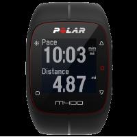 Polar M400 HR pulzusmérő óra