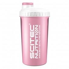 Shaker 0,7 liter rózsaszín