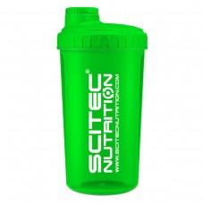 Shaker 0,7 liter neon zöld