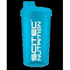 Shaker 0,7 liter neon kék