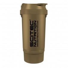 Shaker 0,5 liter arany
