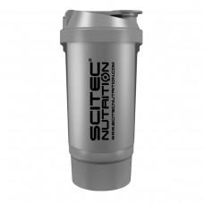 Shaker 0,5 liter ezüst