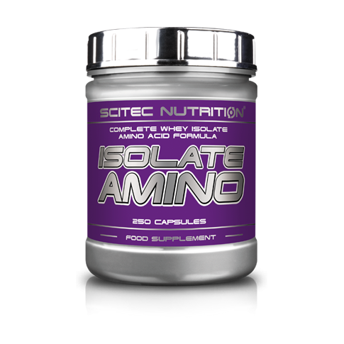 Isolate Amino - 500 kapszula
