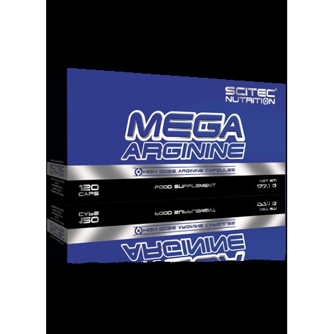 Mega Arginine - 120 kapszula
