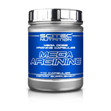 Mega Arginine - 140 kapszula