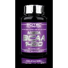 Mega BCAA 1400 - 90 kapszula