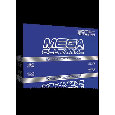 Mega Glutamine - 120 kapszula