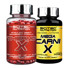 Thermo-X + Mega Carni-X csomagakció