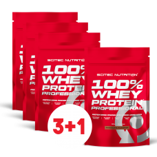 3+1 akció* 100% Whey Protein Professional - 500 g