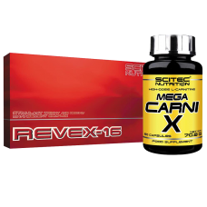 Revex-16 + Mega Carni-X csomagakció