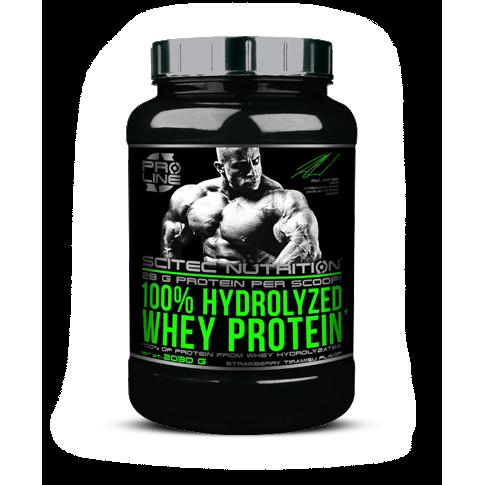 100% Hydrolyzed Whey Protein* - 2030 g