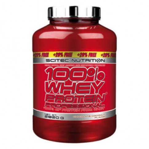 100% Whey Protein* Professional - 2820 g