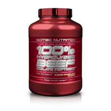 100% Hydrolyzed Beef Isolate Peptides - 1800 g