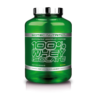 100% Whey Isolate - 2000 g