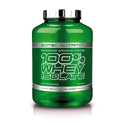 100% Whey Isolate* - 2000 g