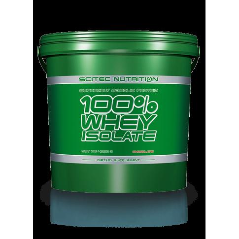 100% Whey Isolate* - 4000 g