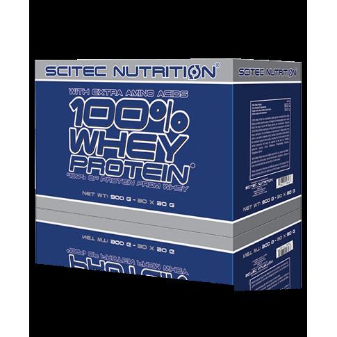 100% Whey Protein* - 30x30 tasak mix