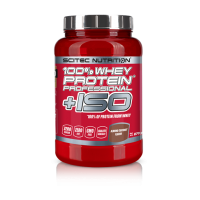100% Whey Protein* Professional + ISO - 870 g