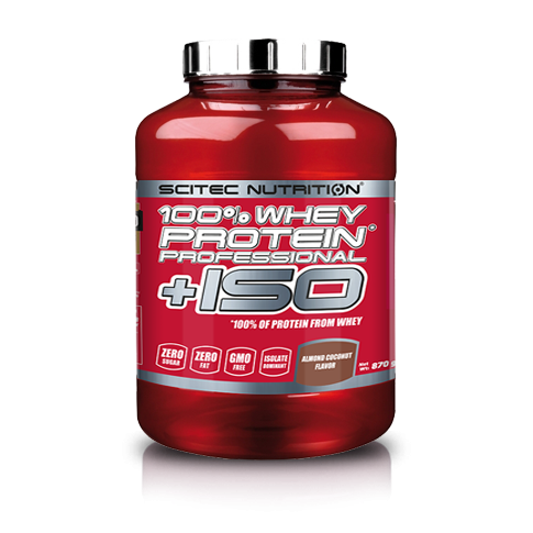 100% Whey Protein* Professional +ISO - 2280 g