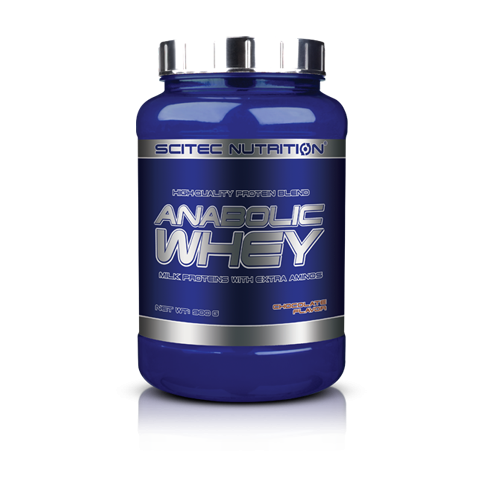 Anabolic Whey - 900 g