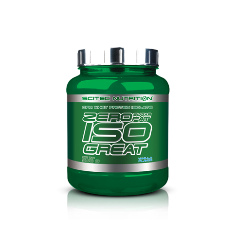 Zero Sugar/Zero Fat Isogreat - 900 g