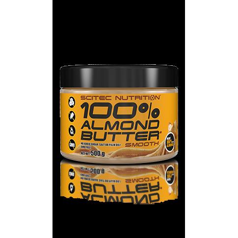 100% Almond butter*