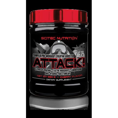 Attack! 2.0  - 320 gram