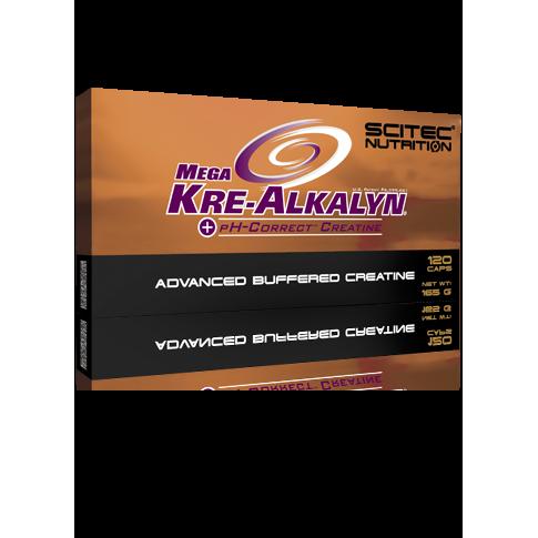 Mega Kre-Alkalyn - 120 kapszula